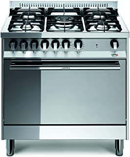 Lofra MG96GV/C Cucina freestanding Acciaio inossidabile Gas ...