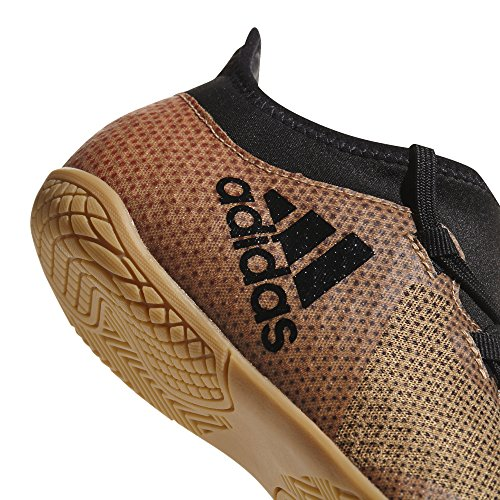 In Unisexe X Enfants Chaussures Tango Adidas 3 17 De Marron Soccer Pour 7T6qICZ