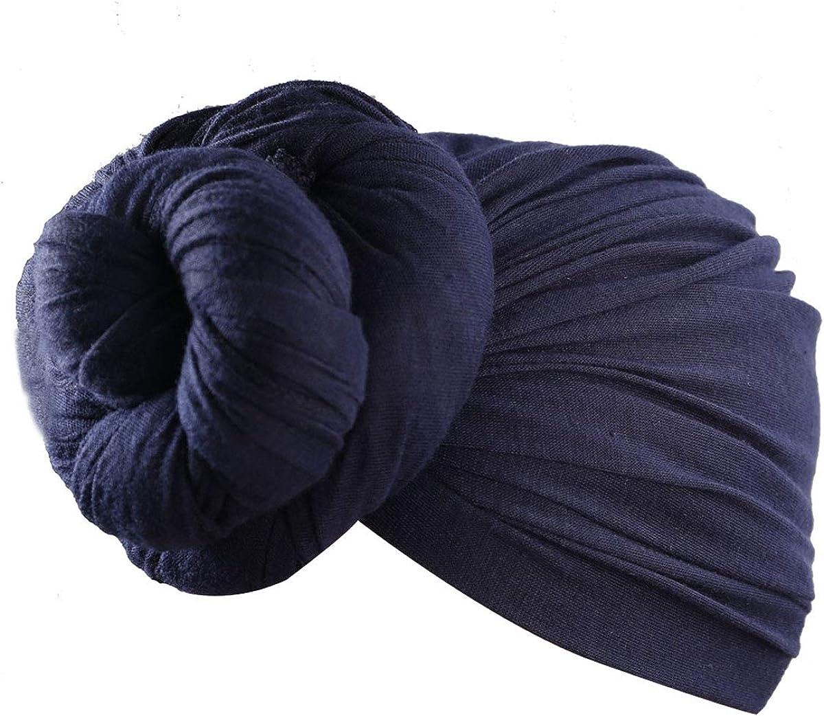 Stretch Jersey Turban Head...