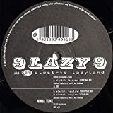 9 Lazy 9 - Electric Lazyland - Ninja Tune - ZEN 1238