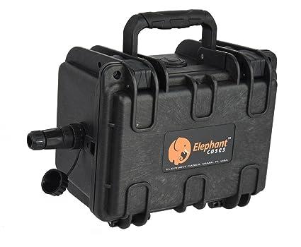 amazon com elephant k100 custom made kayak battery box waterproof rh amazon com 12V Battery Wiring Diagram 12V Battery Wiring Diagram