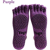 Arvin87Lyly Calcetines Antideslizantes Good Grip Trampoline para Mujer