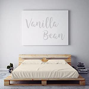 The Original PeachSkinSheets 1500TC Soft Queen/Full Duvet Cover Set Vanilla Bean