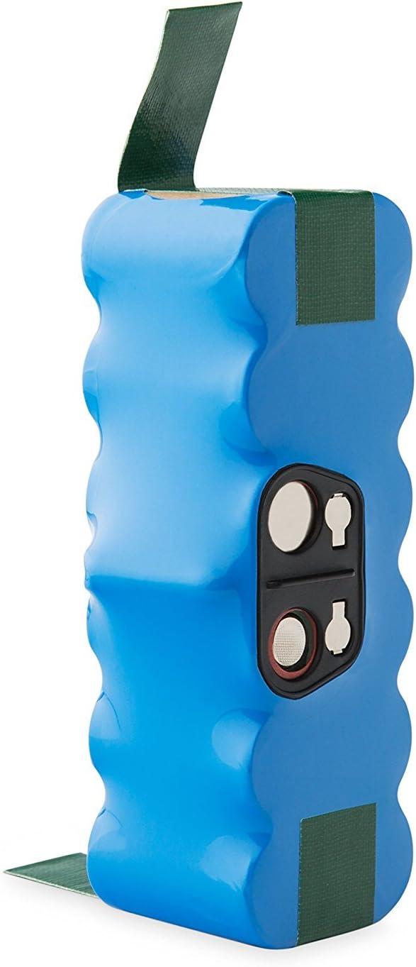 Efluky - Batería de repuesto para iRobot Roomba