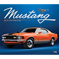 Mustang 2019 Calendar