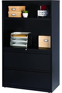 Amazon HON Bookcase Hutch Lateral File 32 5 8 By 14 5 8 By 37