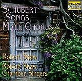 Schubert: Songs for Male Chorus