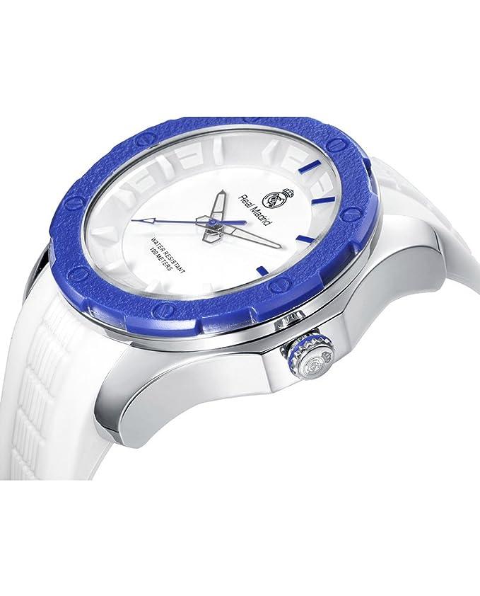 Amazon.com: Reloj real MADRID RMD0003-30 MAN: Watches