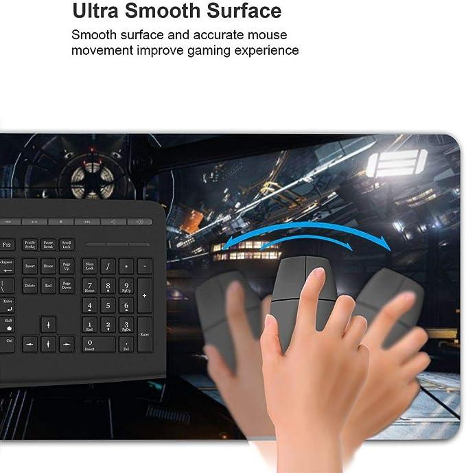 Elite DANGEROUS - Alfombrilla de ratón para teclado de ...