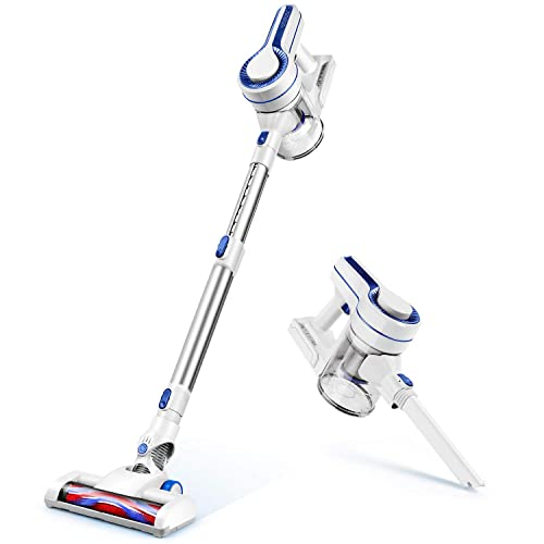 APOSEN Cordless Vacuum 10Kpa Powerful Suction 35min-Running 4