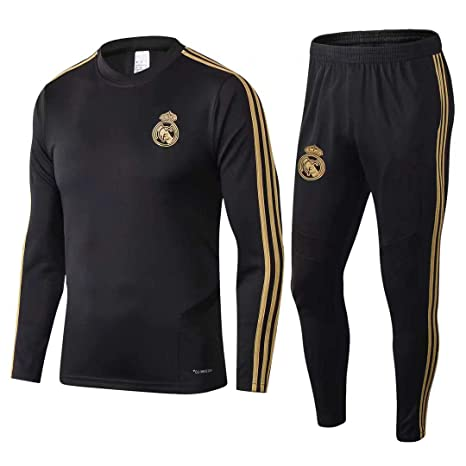 good 19-20 Temporada Real Madrid Club Invierno Ropa ...
