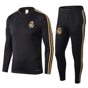 Amazon.com: 19-20 Season Real Madrid Club Winter Long ...