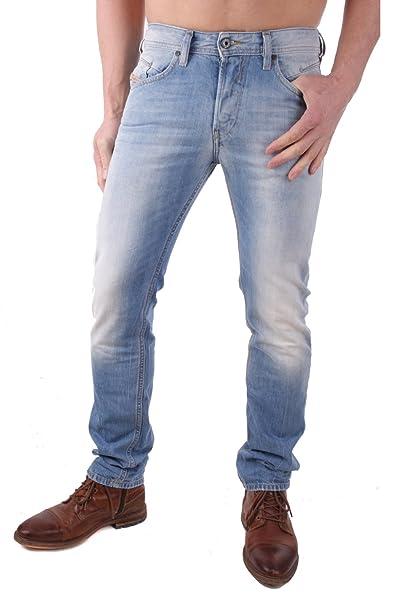 Diesel Belther 0827F Pantalones vaqueros para hombres ...