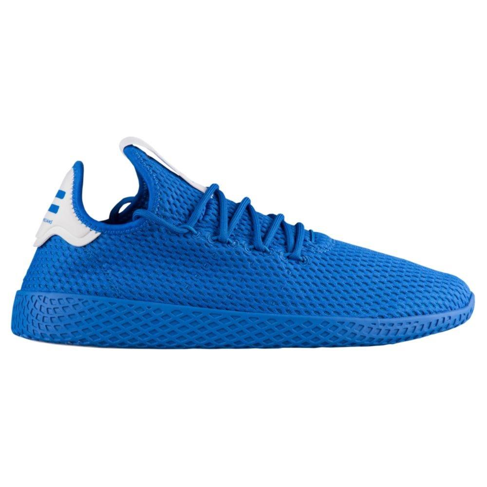adidas Men's Pw Tennis Hu Sneaker B0767XFXXY 7.5 D(M) US|Blue / Footwear White