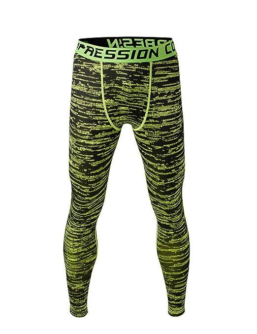 273b713570c5 Jimmy Design Kompressionsstrumpfhose, Sport-Leggings, Fitnesshose, Herren  Gr. Small, Digital  Amazon.de  Bekleidung