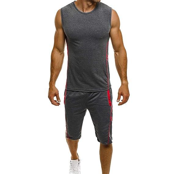 Mode Herren Männer Sommer Casual Training Fitness Lauf Jogging Gym Sport Kurz