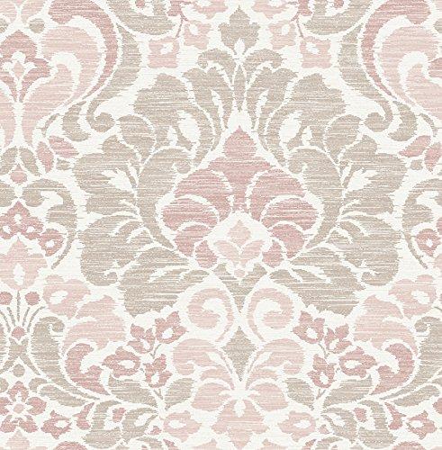 A-Street Prints 2793-24734 Garden of Eden Damask Wallpaper, ()