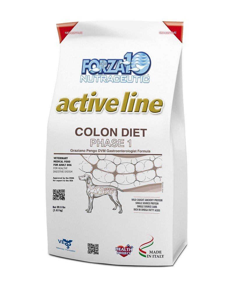 Forza10 Colon Diet Phase 1 (8lbs) by Forza10