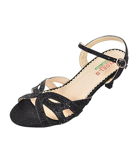 30059f32d22eda Angels Girls  Sandal Pumps  Amazon.ca  Shoes   Handbags