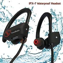 Min 50% off on CrossBeats Bluetooth Earphones
