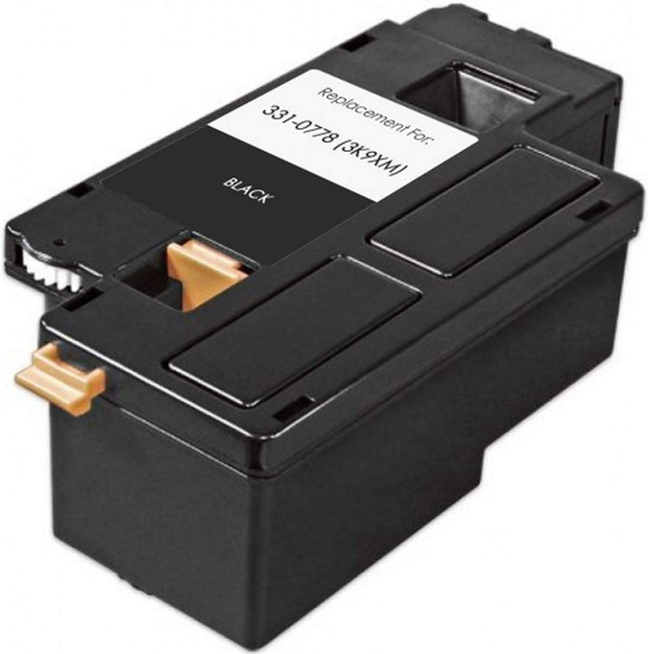 C1765nfw The House of Toner Compatible Toner Cartridge Replacement for DELL 331-0778 C1760nw 1355cn use in 1250c 1350cnw 1355cnw C1765nf 810WH, High Yield Black