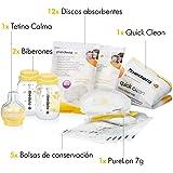 Kit inicial recién nacido Medela con complementos para la lactancia materna