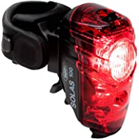 Mountain Bike Light Waterproof Rear Tail Light LED USB Rechargeable Safety