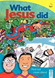 What Jesus Did, Colin Smithson, 184427005X