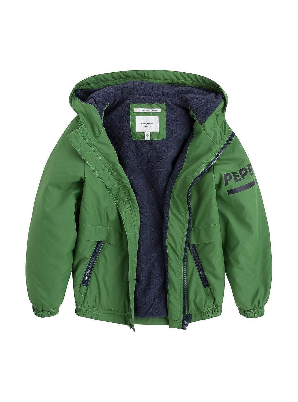 Mejor precio nuevo concepto incomparable Ropa de abrigo Pepe Jeans Chaqueta Carl Verde Nino ...