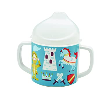 SugarBooger by Ore Sippy Cup Retro Robot