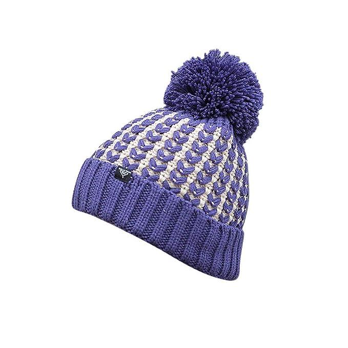 Npradla 2018 Mütze Erwachsene Damen Männer Winter Häkeln Hut