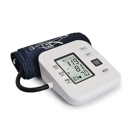 D & F – Tensiómetro electrónico brazo – Monitoreo clínica 99 pares de esfigmomanómetro de memoria
