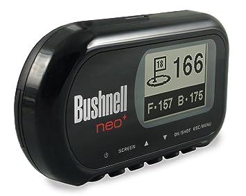 Bushnell Gps Entfernungsmesser : Bushnell gps entfernungsmesser neo schwarz amazon