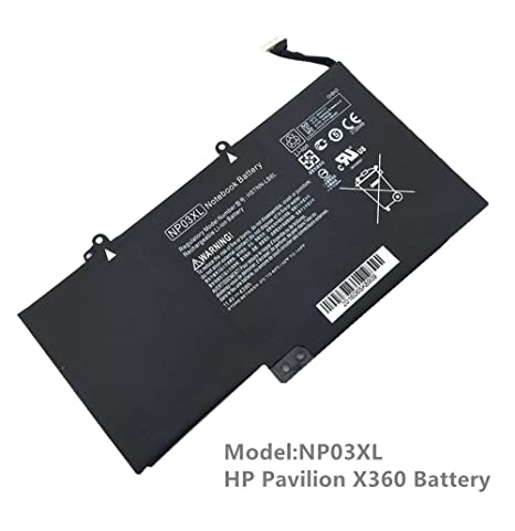 New NP03XL Notebook Battery for HP Pavilion X360 13-a010dx 13-a013cl 13-