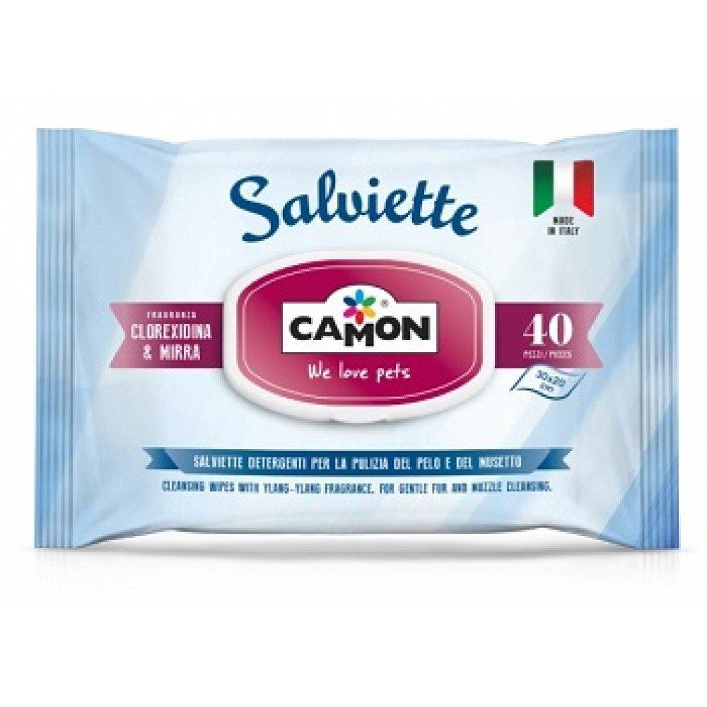Toallitas aroma mirra con clorexidina: Amazon.es: Salud y cuidado personal