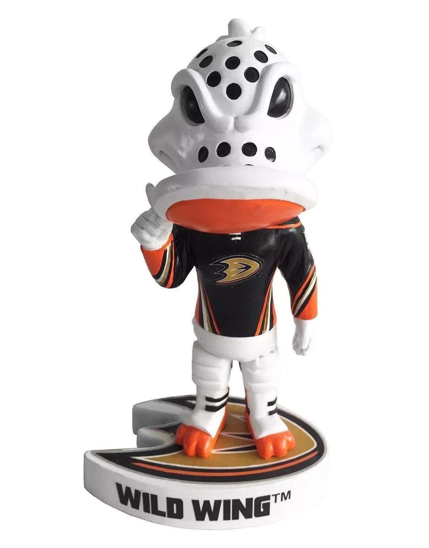 Kollectico Wild Wing Mascot Anaheim Ducks Bobblehead Bobble Figure