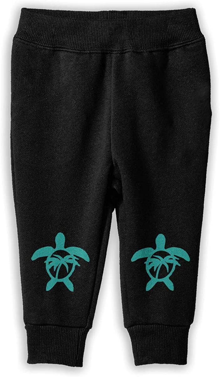 Sea Turtle Sweatpants Toddler Fleece Pants