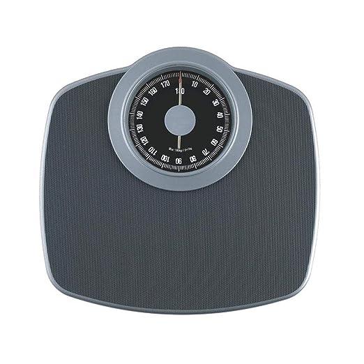 SYTH Báscula de baño, báscula mecánica de precisión para el Peso ...