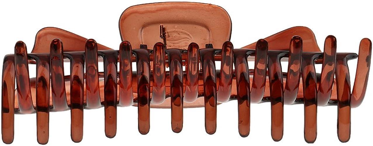 Vintage Retro Große Haarklammer Haarnadel Haargreifer Barrette Haarspange Clip