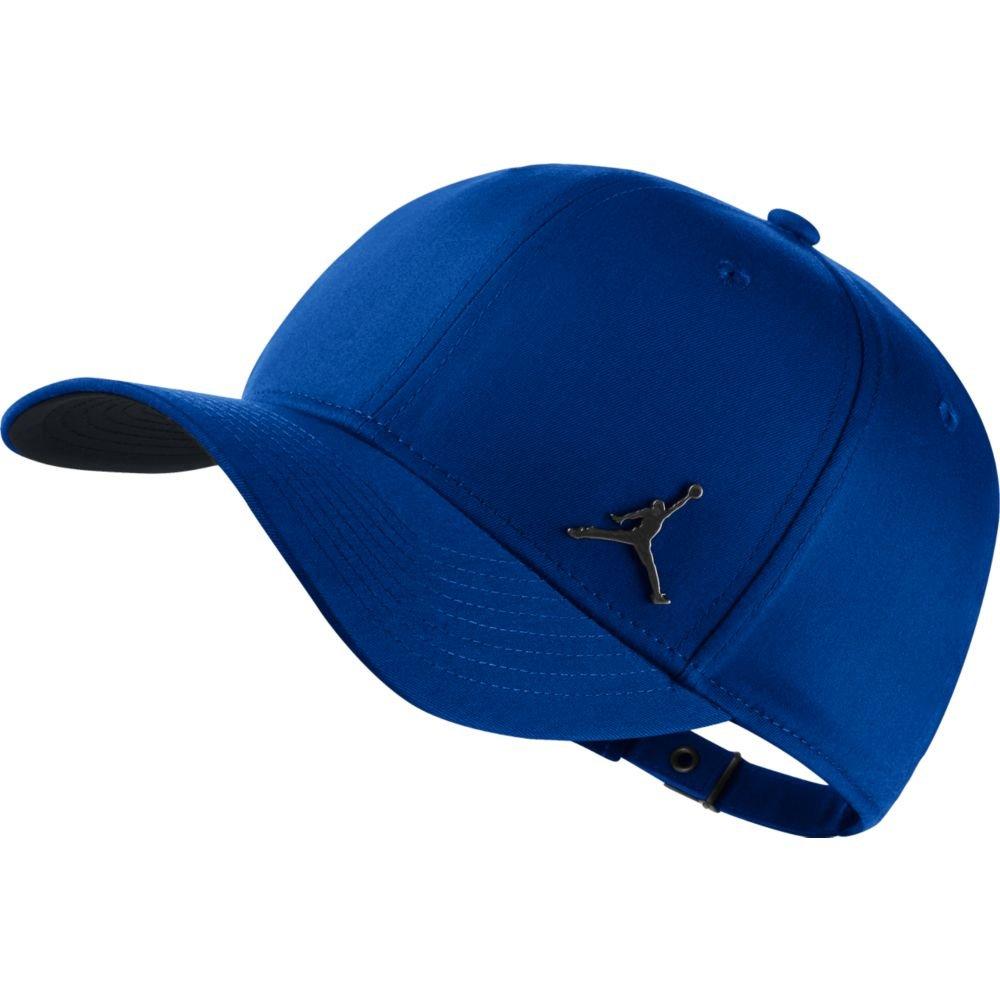 dc88c626e7c Nike Jordan Classic99 Metal Jumpman Hat Hyper Royal OSFA