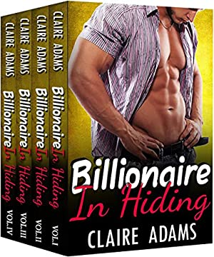 book cover of Billionaire In Hiding