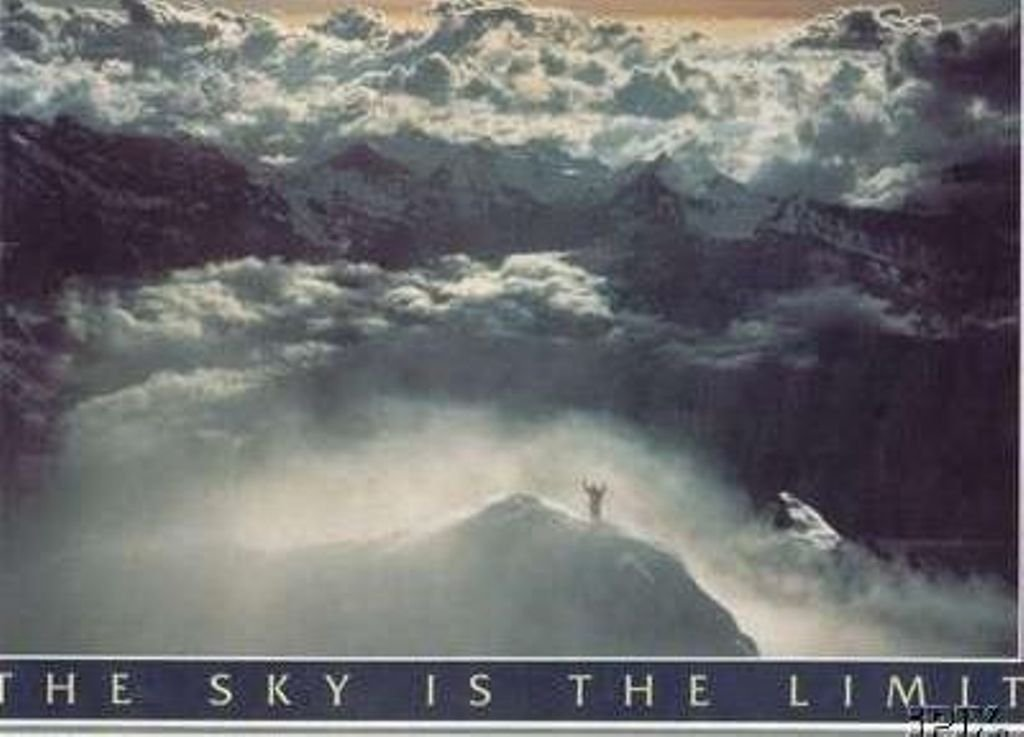 Educa 07671 - The Sky is the limit