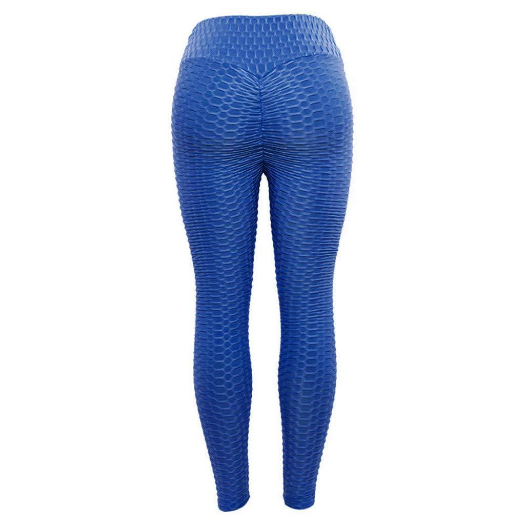 Leggings Mujer Fitness Yoga Deportivas Pantalones EláStico ...