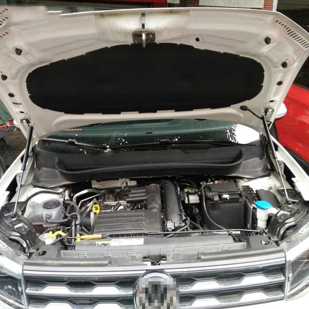 per Volkswagen T-Cross Tcross 2018 2019 2020 XLTWKK Carter del Cofano Motore Cofano Motore Supporto Sollevamento Sollevamento Barra idraulica puntone Styling