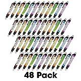"""CardPen - 48 Pack - Create a custom pen using your business card! Insert standard 2"""" x 3.5"""" business card – DIY - Uses standard Parker Pen Refills"""