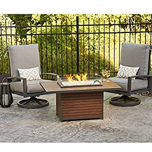Outdoor Greatroom Kenwood Chat Height Fire Table