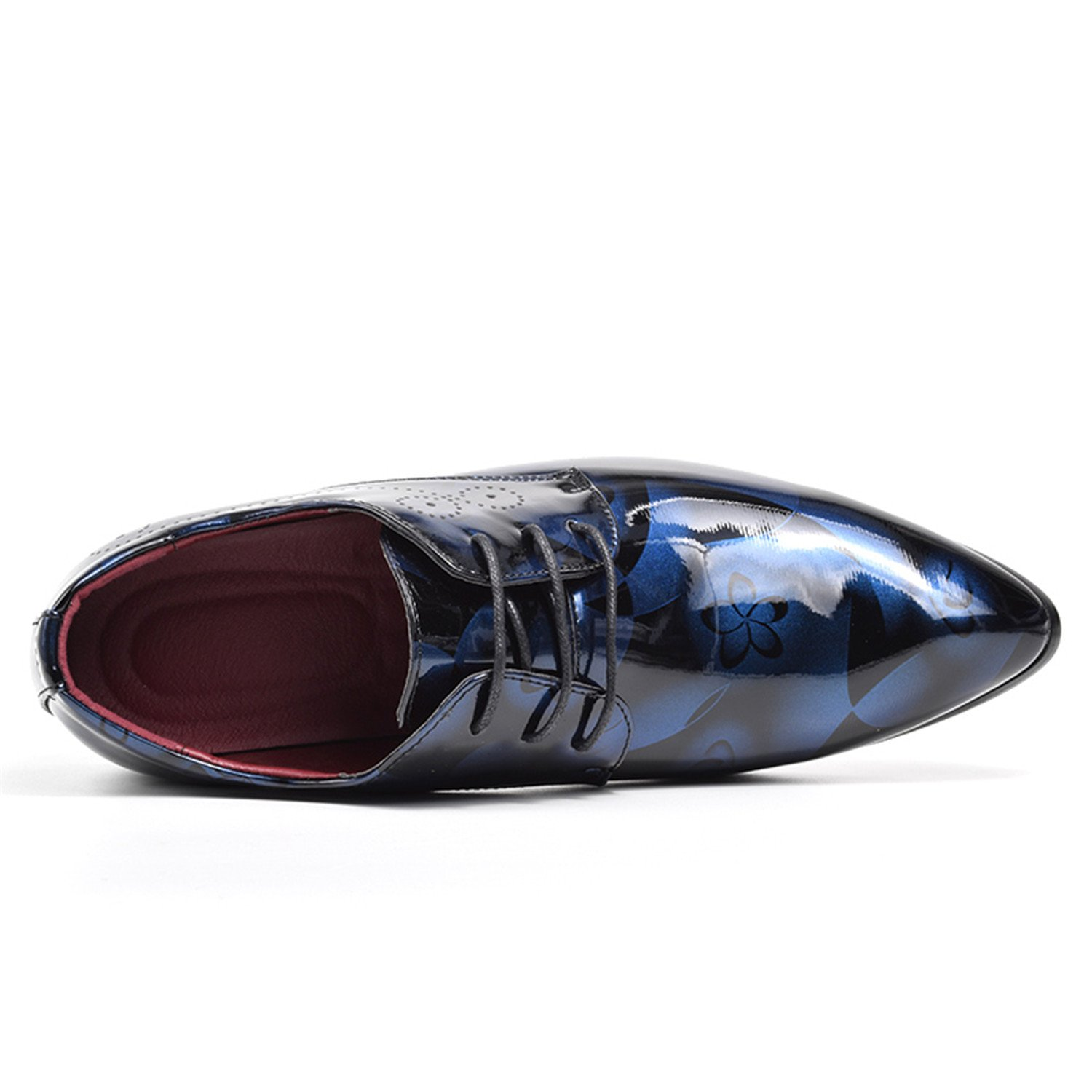 Men's/Women's Oxford Shoes for Men Dress Shoes Shoes Shoes Men Formal Shoes Pointed Toe Business Wedding Plus Size 49 50 RME-308 Complete specification range High quality and economy Various HV5766 8319d0