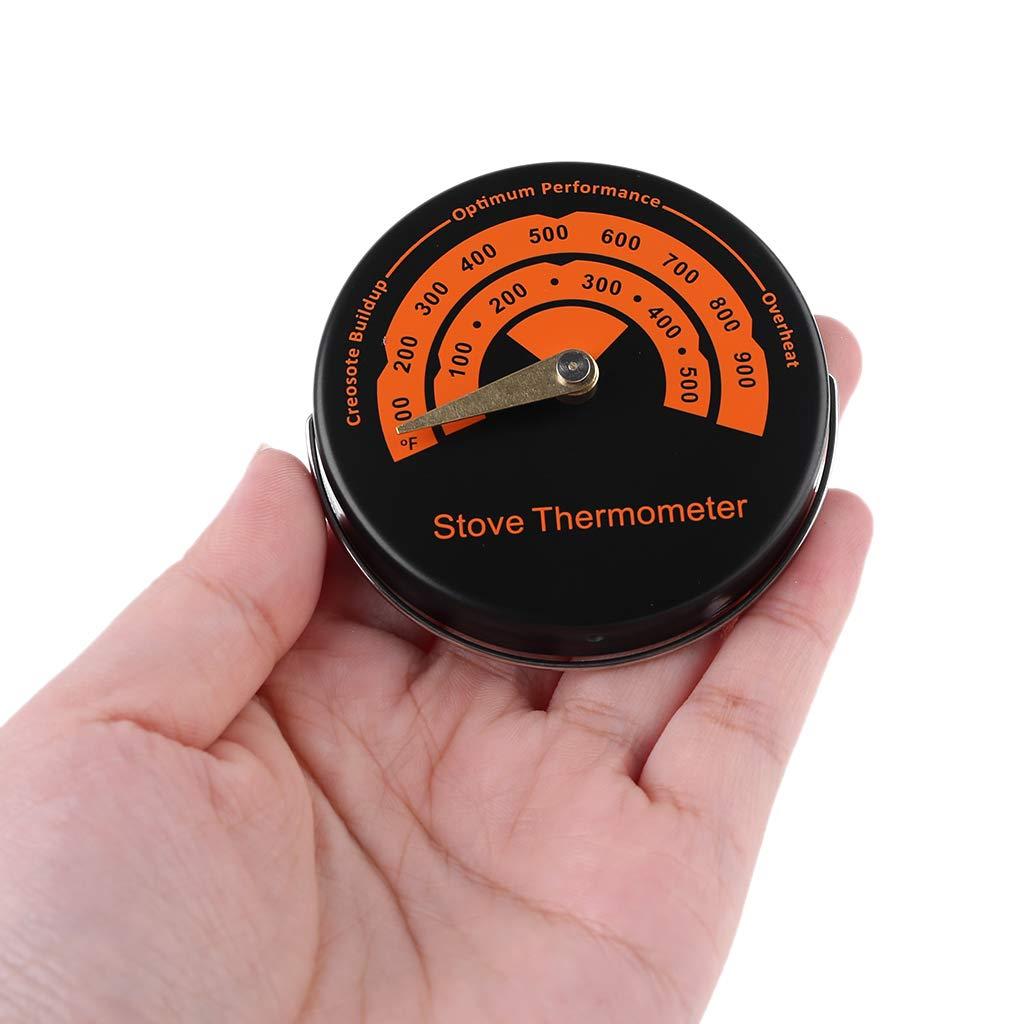 NIANNIAN Termometro magnetico per fornello e stufa