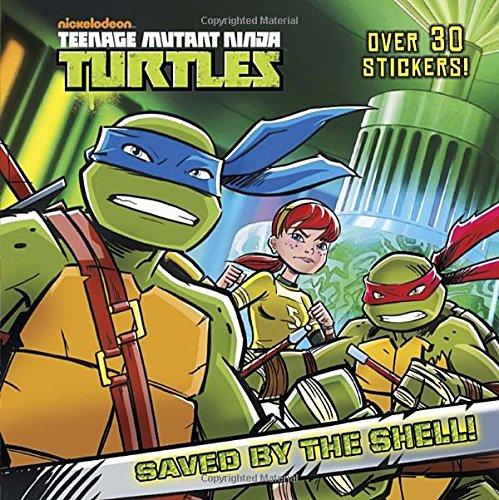 Amazon.com: Saved by the Shell! (Teenage Mutant Ninja ...