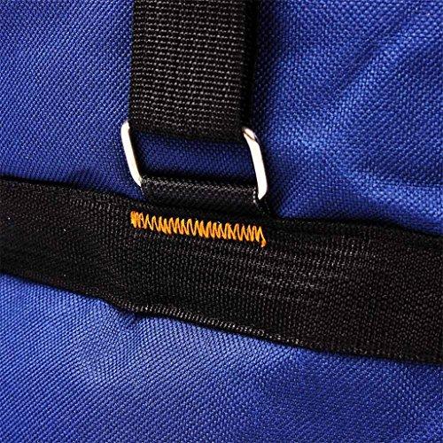 Jili Online Oxford Fabric Shoulder Bag Tenor Trombone Stage Bag for Trombonist Blue by Jili Online (Image #6)'